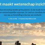 Friesch Dagblad 2018-06-29 (NL)